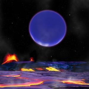 экзопланеты Кеплер-36b и Kepler-36c