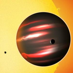 экзопланета TrES-2b