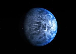 экзопланета HD 189733b