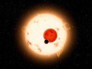 экзопланета Kepler-16b