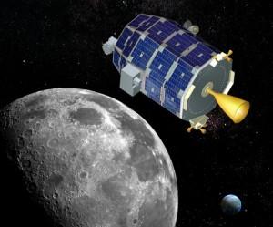 ladee лунный зонд