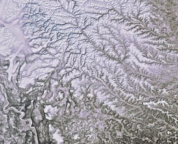 Северо-центральной части Сибири, ЕКА