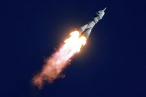 Союз запуск 07.11.2013