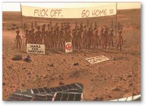 На колонизацию Марса записались 200 тысяч человек