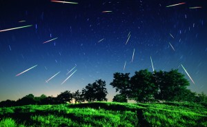 метеорный поток тауриды