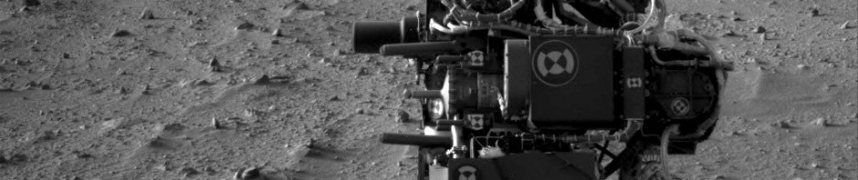 Curiosyty NASA Mars