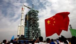 китайский космодром