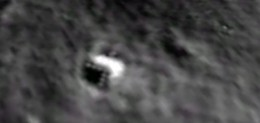 база пришельцев на Луне НЛО