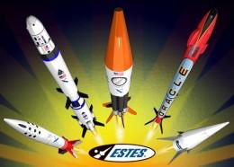 твердотопливные ракеты estes