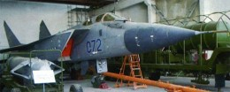 МиГ-31 самолёт