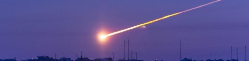 метеорит упал в челябинске