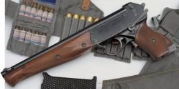 трехствольный комбинированный пистолет ТП-82