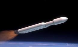 ракета falcon heavy spacex