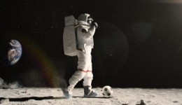 футбол космос