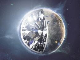 планета алмаз