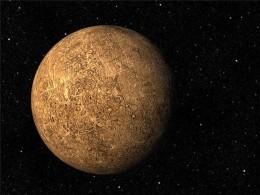 планета меркурий фото