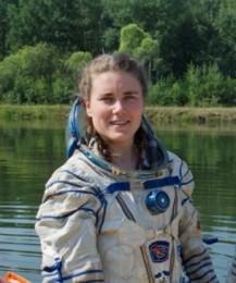Анна Кикина женщина космонавт
