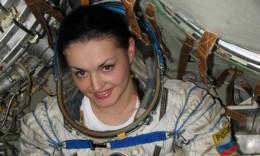 Елена Серова женщина космонавт