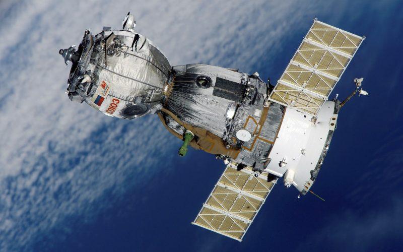 Размещение модулей на МКС