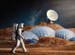 Исследование и колонизация красной планеты
