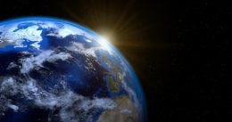 Как фотографировали землю из космоса в 20 веке?